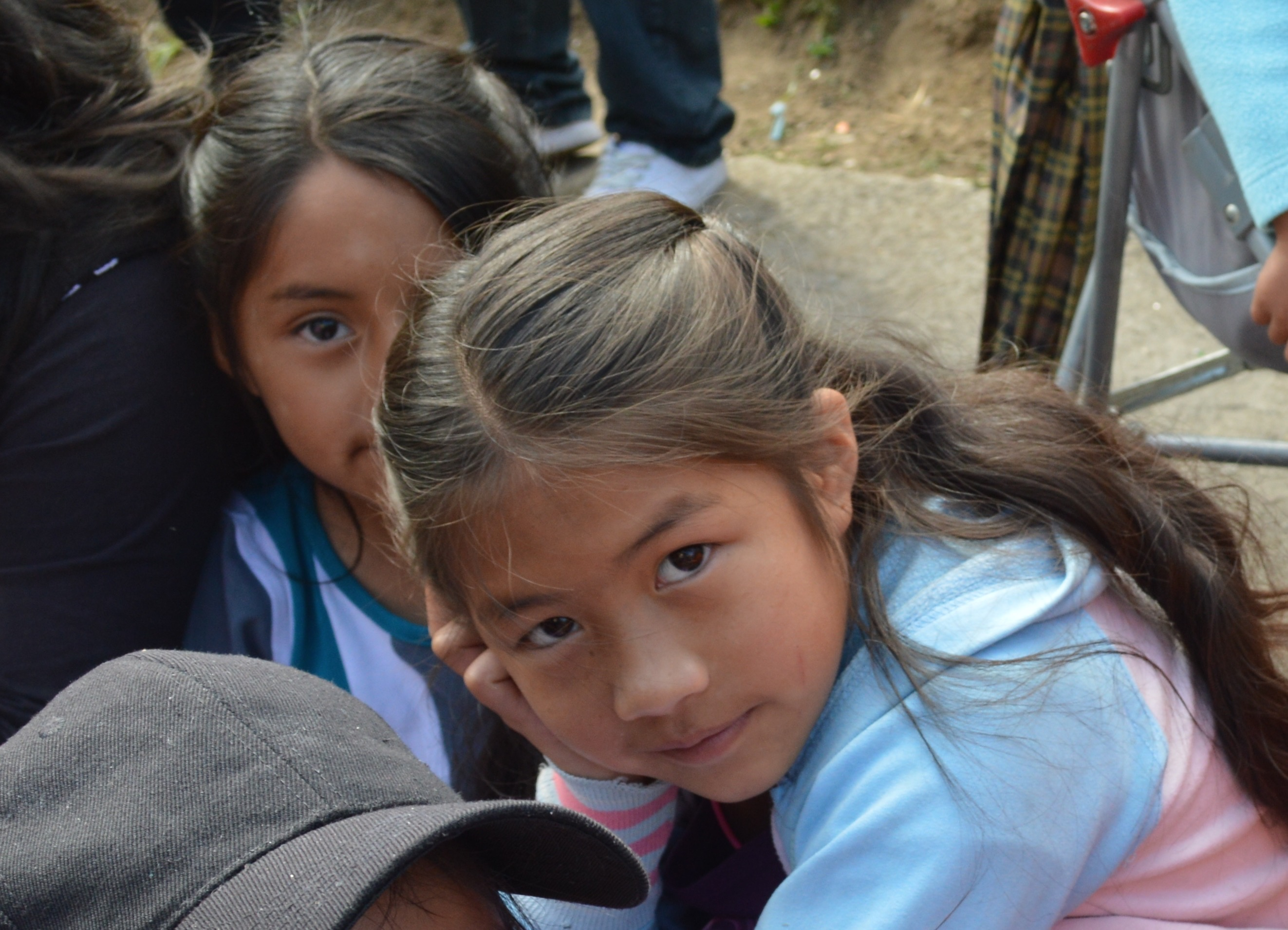 Caro is one of hundreds of Quito Kids served over the years