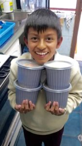 Quito Kids: Michael helps feed his family