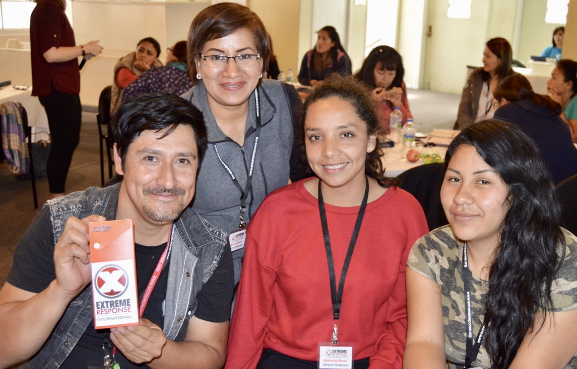 Quito Conference Inspires Teachers