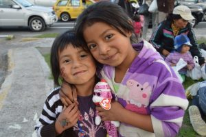Christmas Outreach in Quito