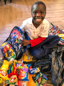 School Packs and Christmas Outreach