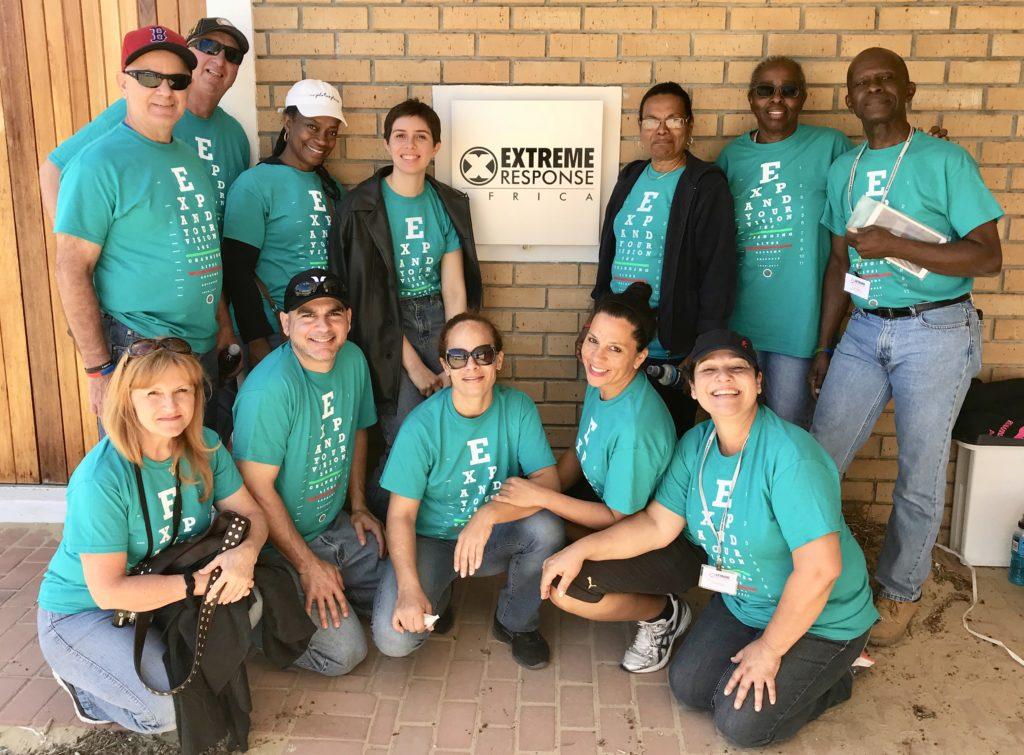 short-term team volunteering in South Africa