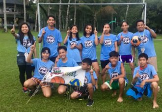 Manila Kids Enjoy Sport Camp