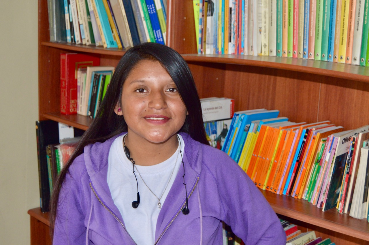 Quito Kids Find Hope in Education