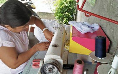 Golden Hands: Livelihood Skills Change Sons' Futures