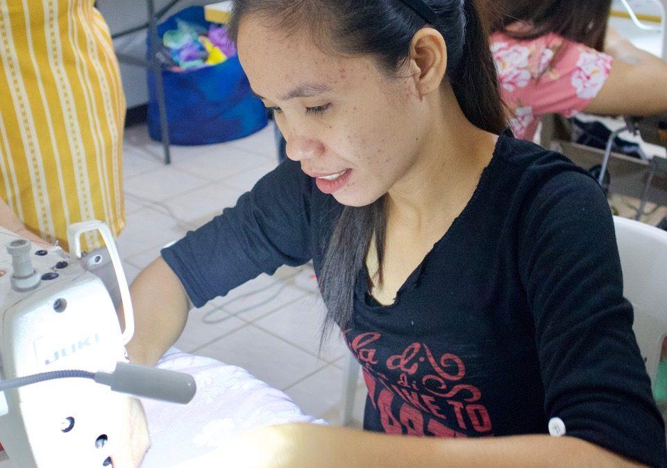 Livelihood Skills Help Michie Thrive