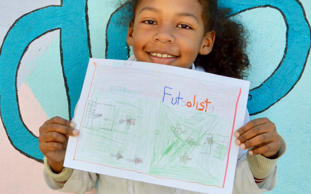 Quito Kids: Felix Learns to Read and Write