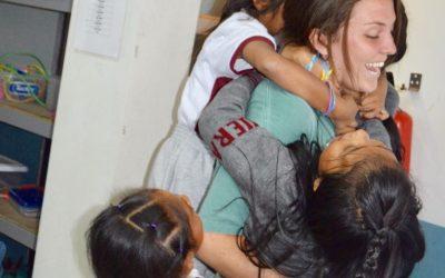 Laurel Lee Dreams Big with Quito Kids