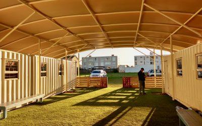 Dream Center Raises the Roof
