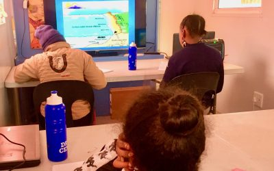 Dream Center Kids Study Marine Biology