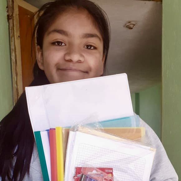 School Packs Distributed to Quito Dream Center Kids