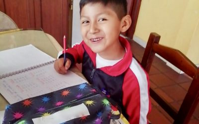 ER Scholarships: Quito Dream Center Reaches 26!